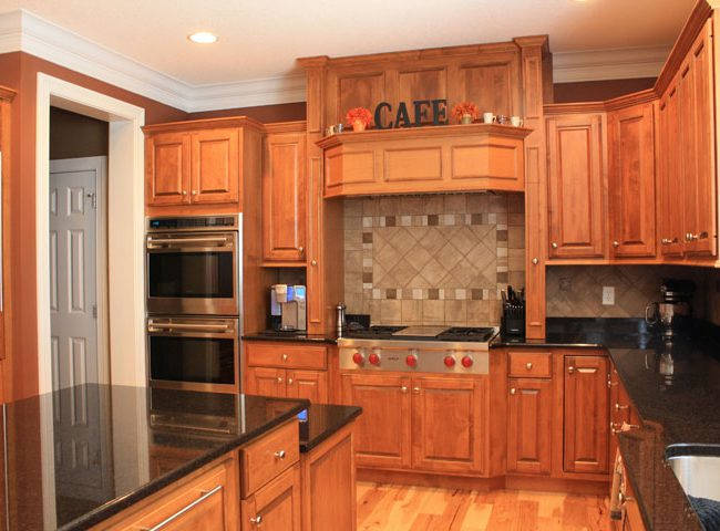 Kitchen, Countertops, Cabinets